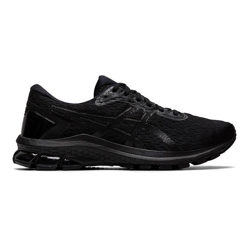 ASICS GT-1000 9 Women's Running Shoes, Size: 8, Black