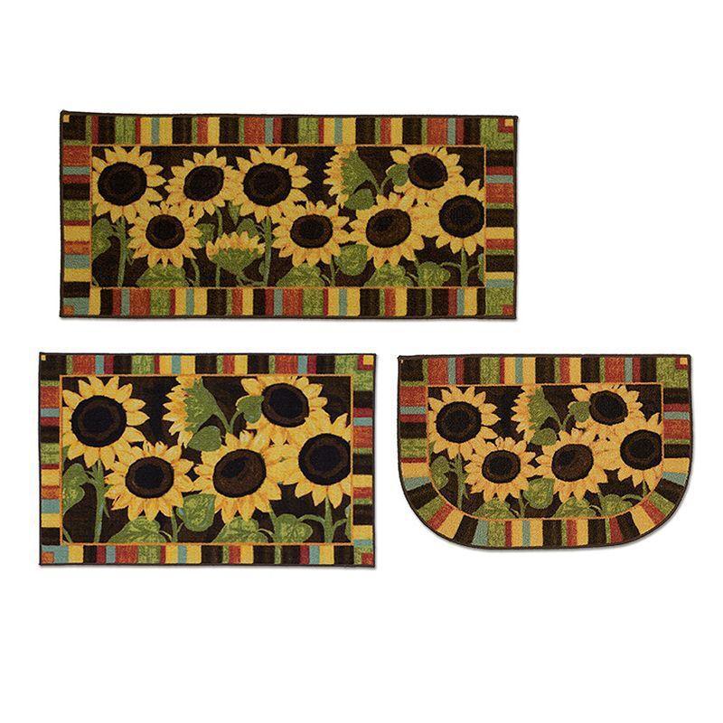 Mohawk Home Sunflower Power Kitchen Rug, Multi, 30X48