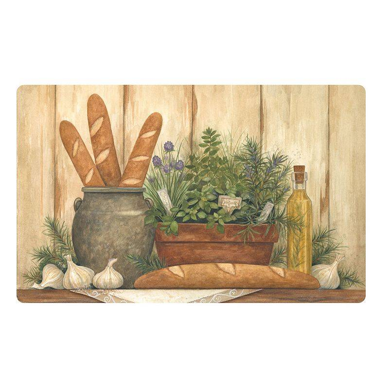 Mohawk Home Comfort Afternoon Spread Kitchen Mat - 18'' x 30'', 18X30