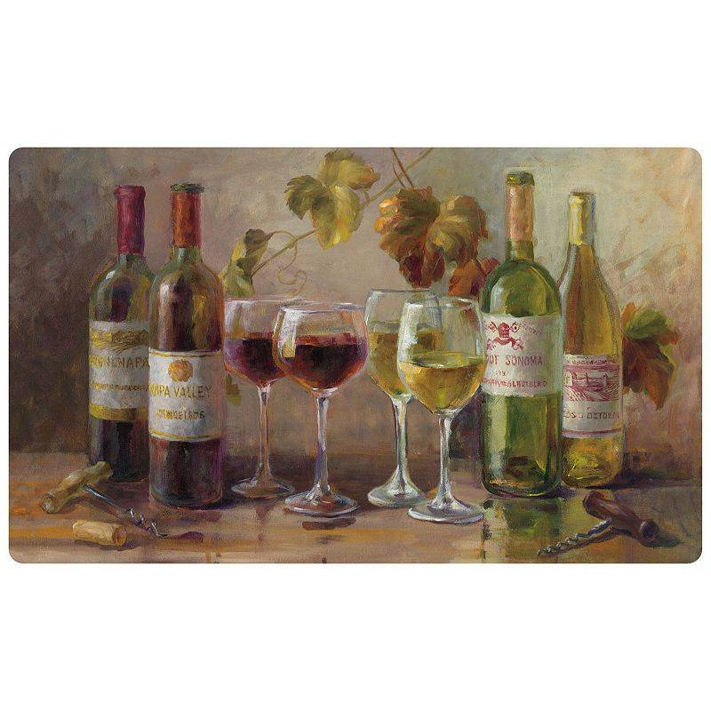Mohawk Home Comfort Opening the Wine Kitchen Mat - 18'' x 30'', 18X30