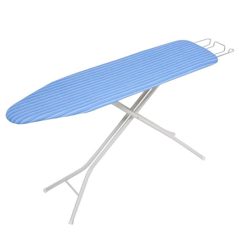 Honey-Can-Do Ironing Board with Retractable Iron Rest, Adult Unisex, Size: NO SPCF SZ, Blue