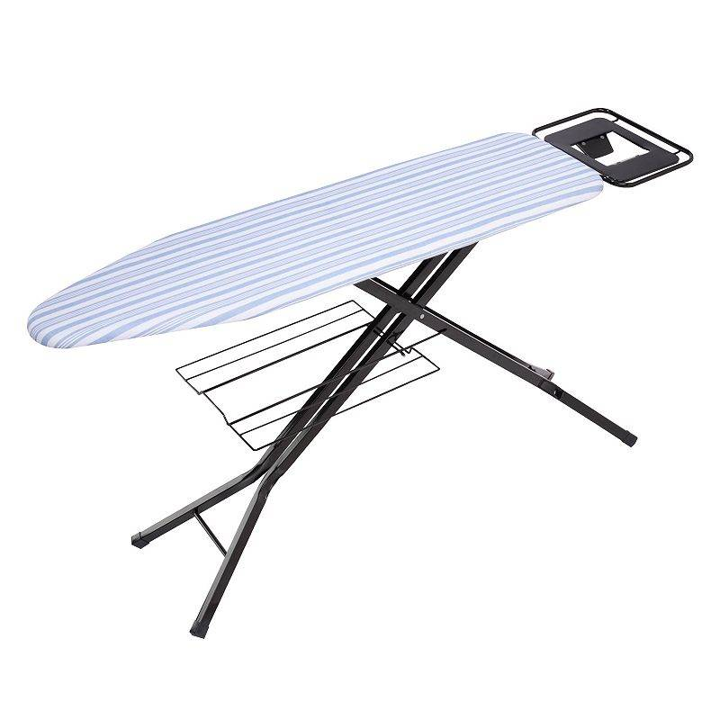 Honey-Can-Do Ironing Board with Iron Rest, Adult Unisex, Size: NO SPCF SZ, Blue
