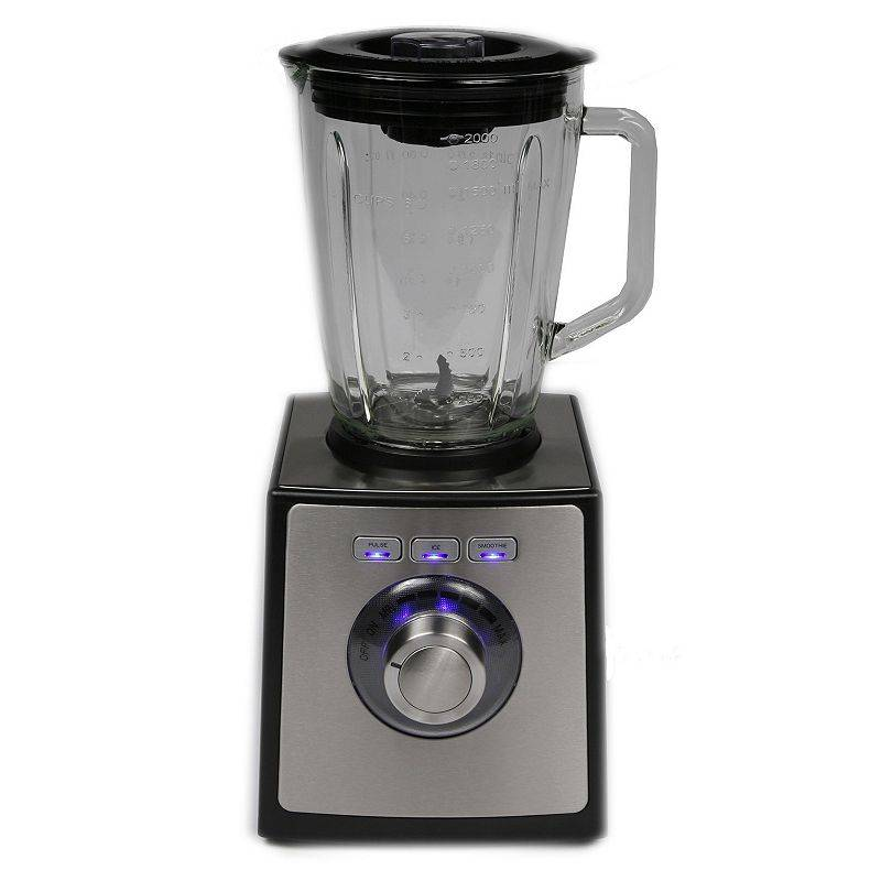 Nesco 700-Watt Blender, Silver