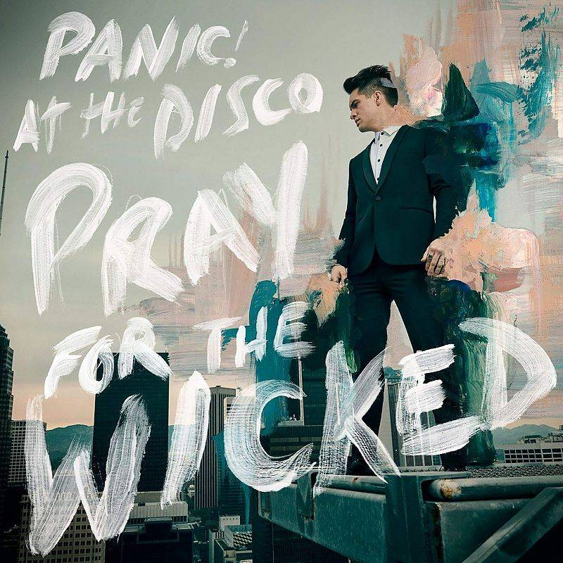 Panic At The Disco - Pray For The Wicked Vinyl Record, Black