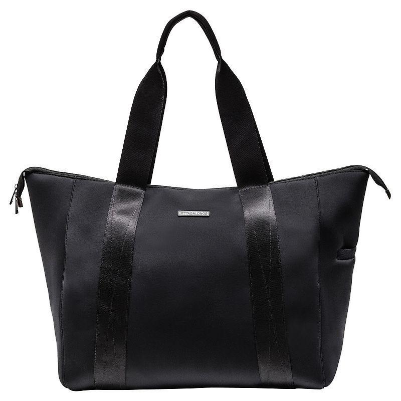 MYTAGALONGS Weekender Bag, Black