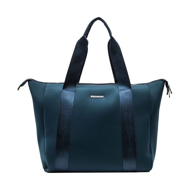 MYTAGALONGS Weekender Bag, Dark Blue
