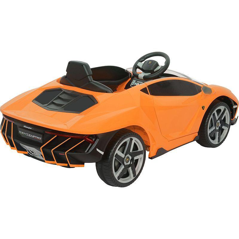 Best Ride On Cars Lamborghini Centario 12-Volt Ride-on, Orange