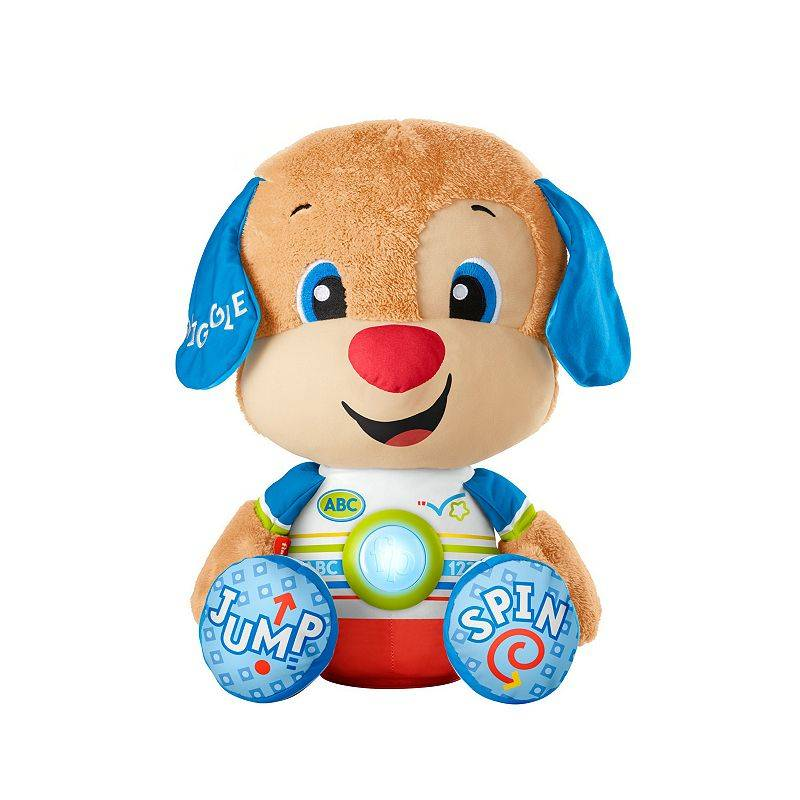 Laugh & Learn Fisher-Price Laugh & Learn So Big Puppy