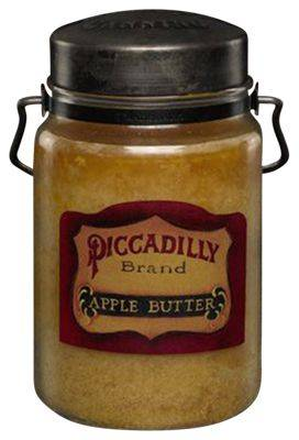 Apple McCall's Apple Butter Classic Jar Candle - 26 oz.
