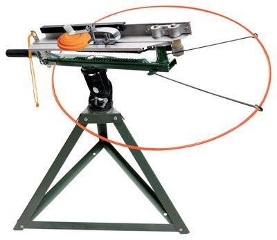 Do-All Outdoors Clay Target Thrower - Clay Hawk Full Cock Trap