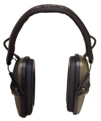 Howard Leight Impact Sport Electronic Earmuff - OD Green
