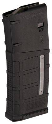 Magpul PMAG 25 LR/SR GEN M3 Window Magazine - Black