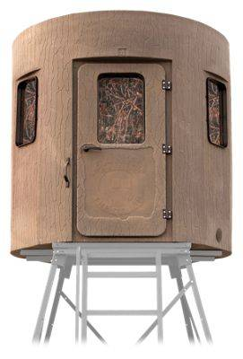 Banks Outdoors The Stump 4 Whitetail Properties Pro Hunter Hunting Blind