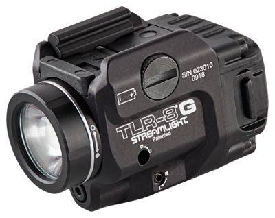 Streamlight TLR-8 Tactical Weapon Light with Laser Sight