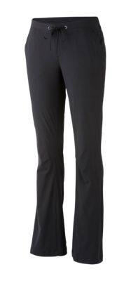 Columbia Anytime Outdoor Boot Cut Pants for Ladies - Black - 12S