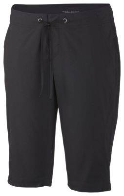 Columbia Anytime Outdoor Long Shorts for Ladies - Black - 12
