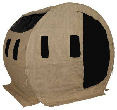 Muddy Outdoors The Bale Blind Ground Blind