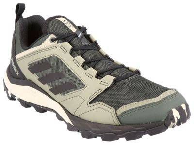 adidas Outdoor Terrex Agravic TR Trail Running Shoes for Men - Legend Earth/Black/Feather Grey -  8M
