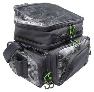 Evolution Outdoor Large Mouth Pro Performance Tackle Bag