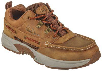 Rugged Shark Bill Dance Pro Performance Fishing Shoes for Men by Rugged Shark - Brown - 9M