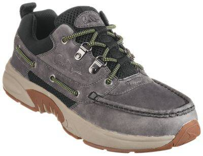Rugged Shark Bill Dance Pro Performance Fishing Shoes for Men by Rugged Shark - Grey - 10.5M
