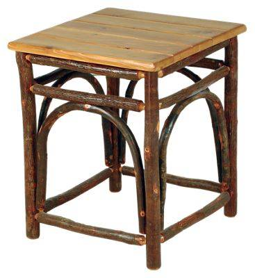 Sun Old Hickory Furniture Sun Valley Furniture Collection Outdoor Side Table