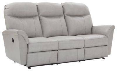 Best Home Furnishings Caitlin Furniture Collection Power Reclining Space Saver Sofa