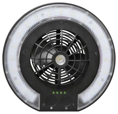 Caravan Canopy Caravan Sports Disc Fan Light