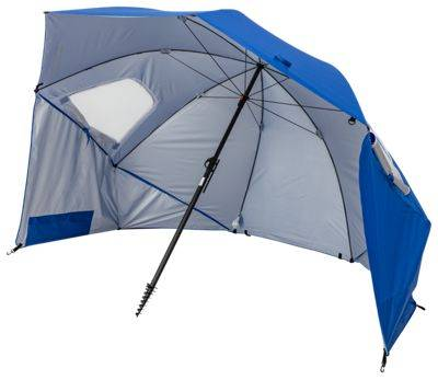Sport Brella Sport-Brella Premiere Adjustable Umbrella - Blue - 9'