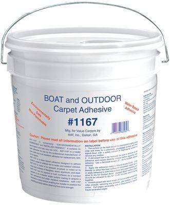 Boat and Outdoor Carpet Glue - 1 Gallon
