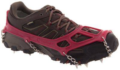 Kahtoola MICROspikes Ice Cleats - Red - S
