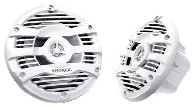 Kenwood Marine Speaker Set - White