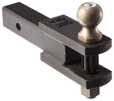 REESE Tactical Clevis and Hitch Ball Utility Mount