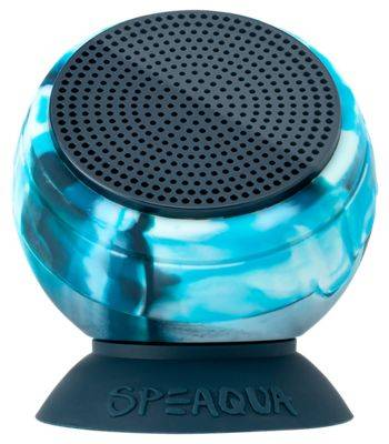 Speaqua Barnacle Pro Bluetooth Wireless Speaker - Tidal Blue