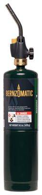 Bernzomatic Outdoor Utility Torch Kit