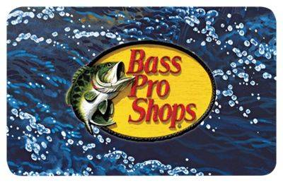 Bass Pro Shops Any Occasion Gift Card - $500