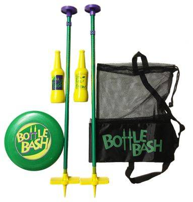 Poleish Sports Bottle Bash Outdoor Game