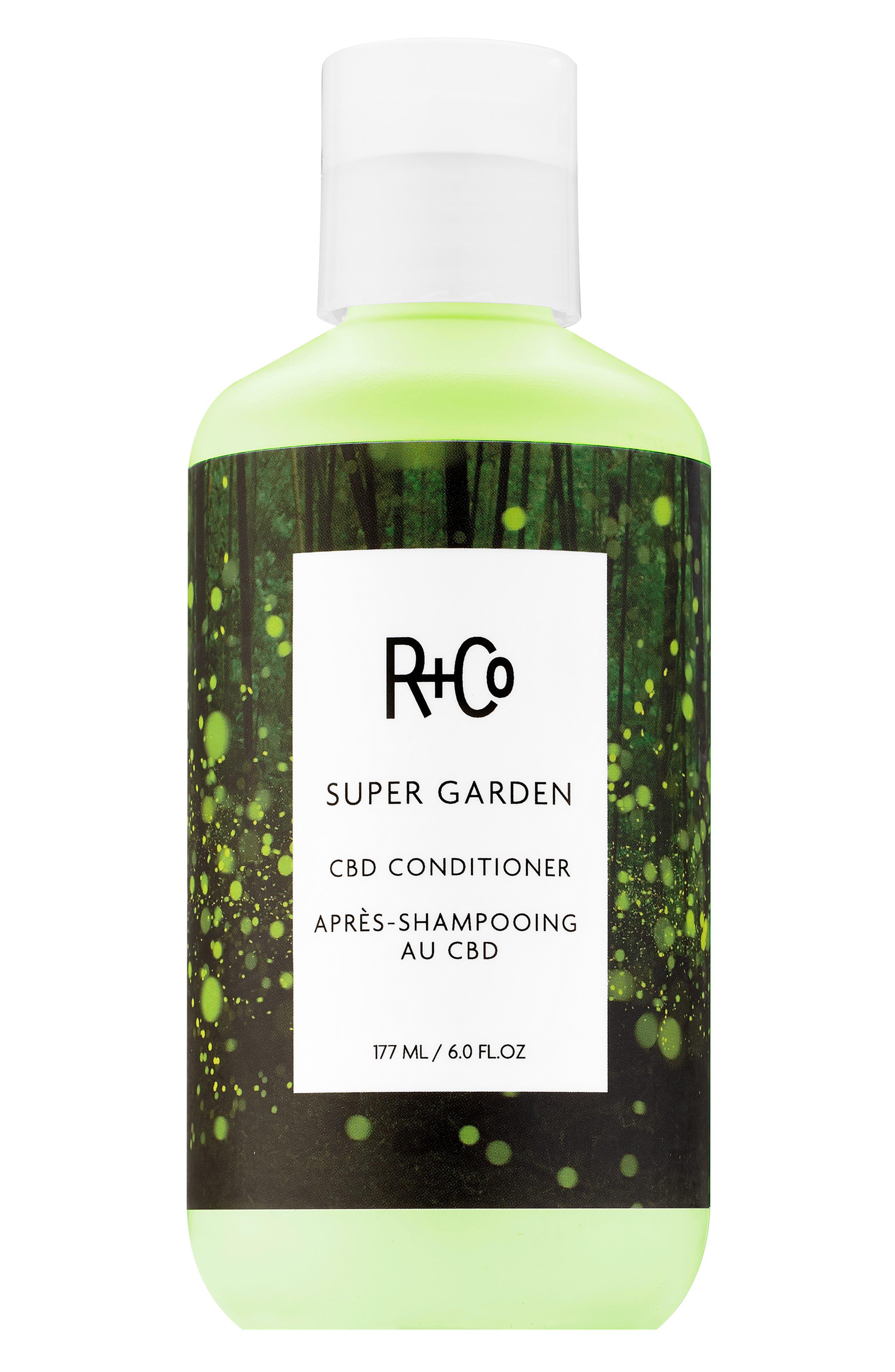 R+Co Super Garden Cbd Conditioner, Size One Size