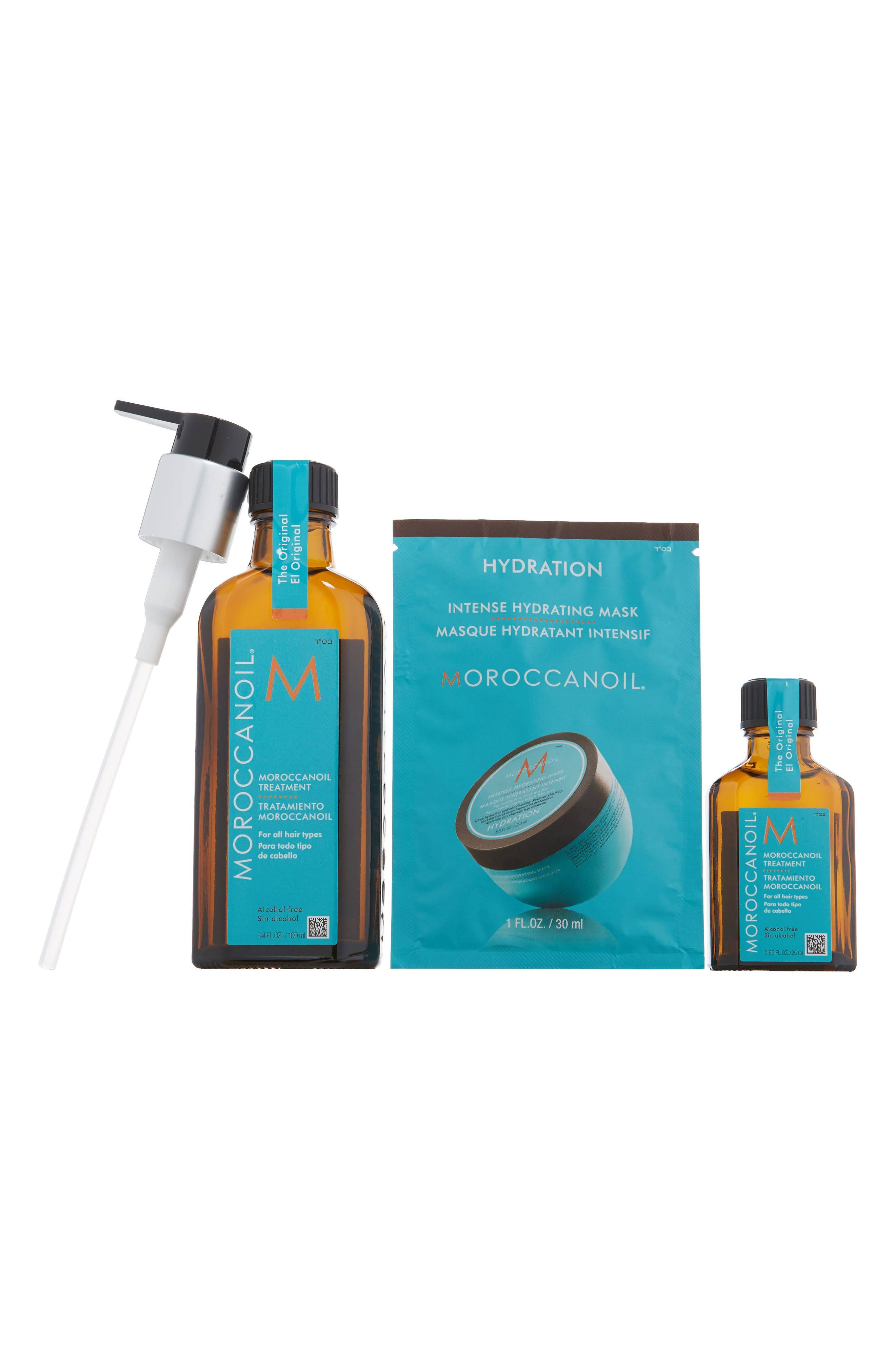 MOROCCANOILR Moroccanoil Home & Away Hair Care Set, Size One Size