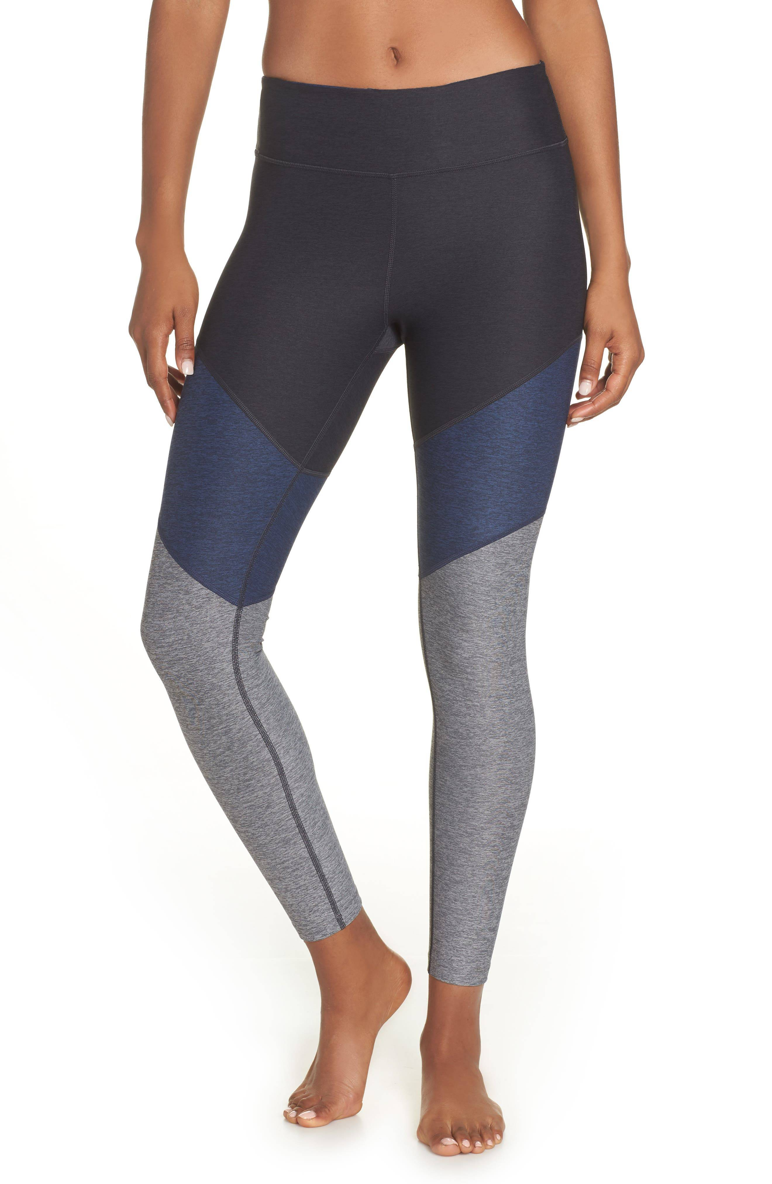 Outdoor Voices Women's Outdoor Voices 7/8 Springs Leggings, Size X-Large - Black
