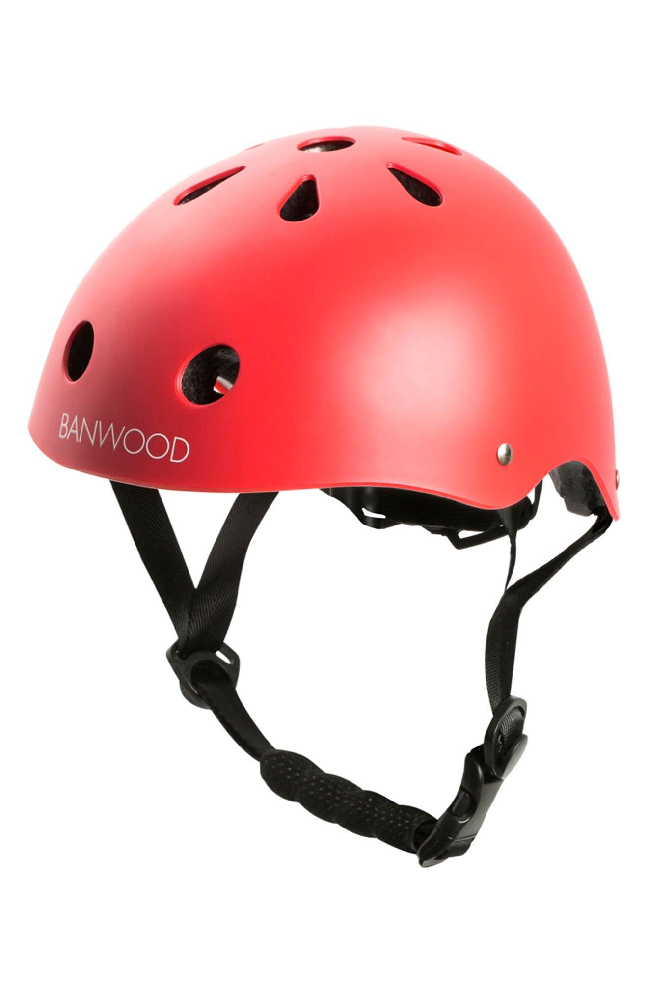 Banwood Bike Helmet - Red