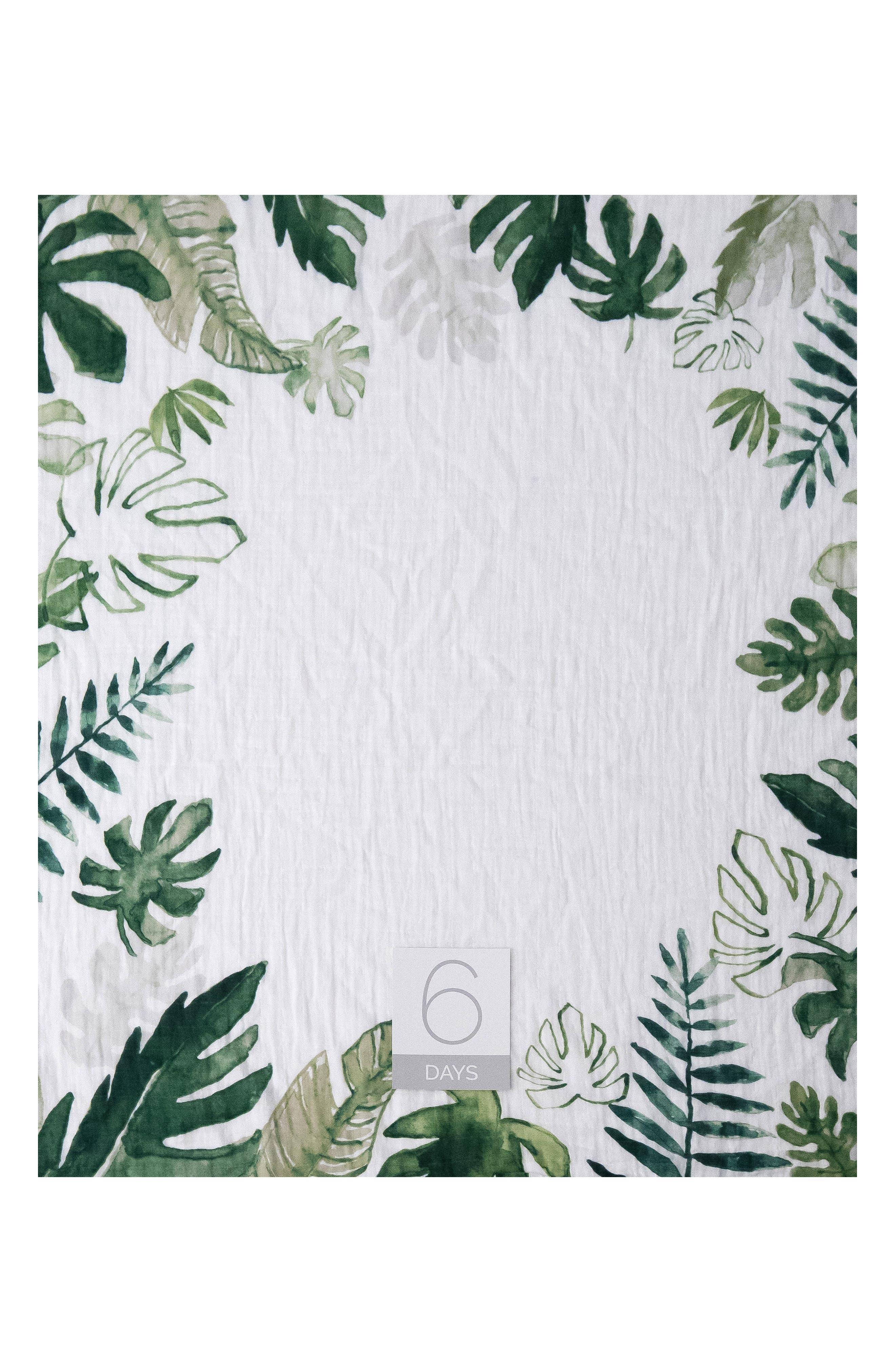 Little Unicorn Photo Blanket & Age Cards Kit, Size One Size - Green