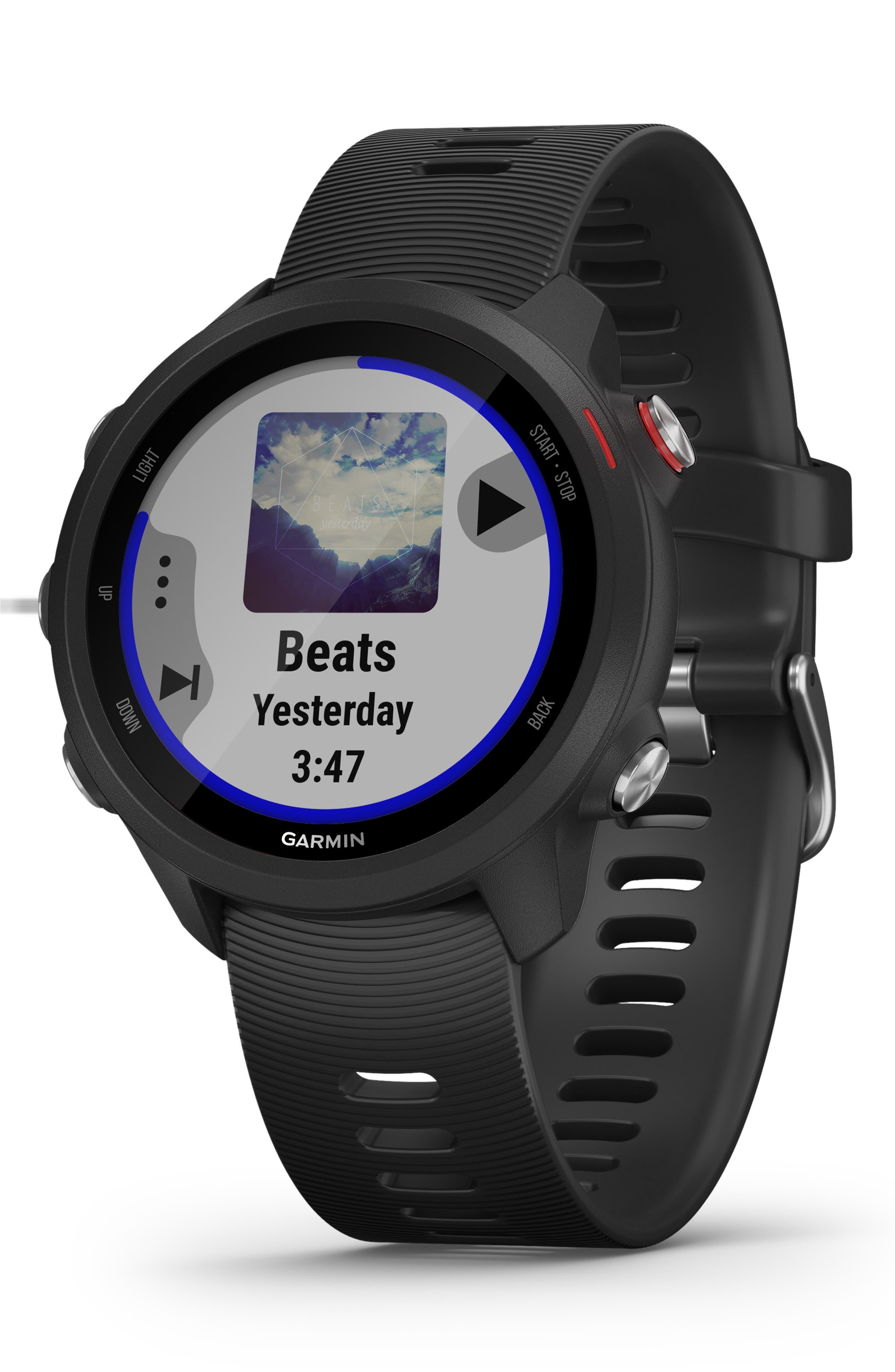 Garmin Forerunner 245 Music Gps Running Smart Watch, 42mm