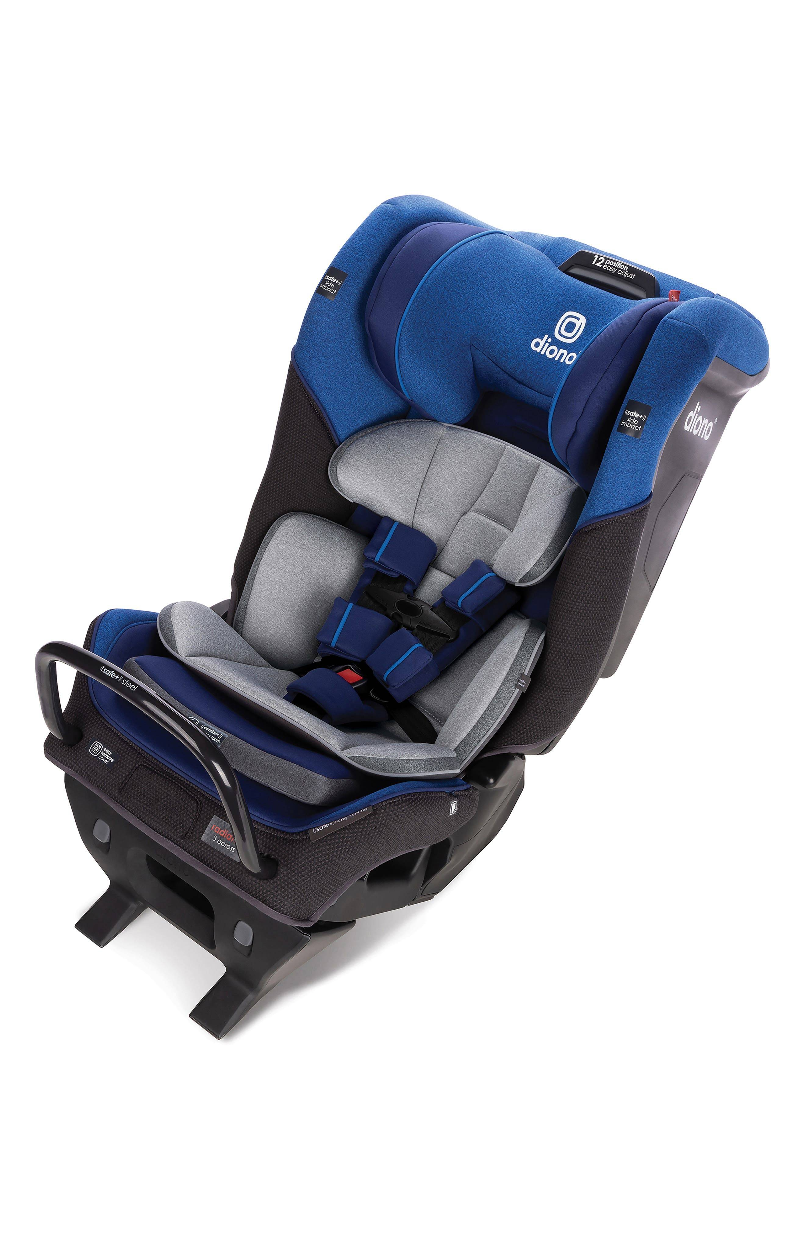 Diono Infant Diono Radian 3Qx All-In-One Convertible Car Seat, Size One Size - Blue