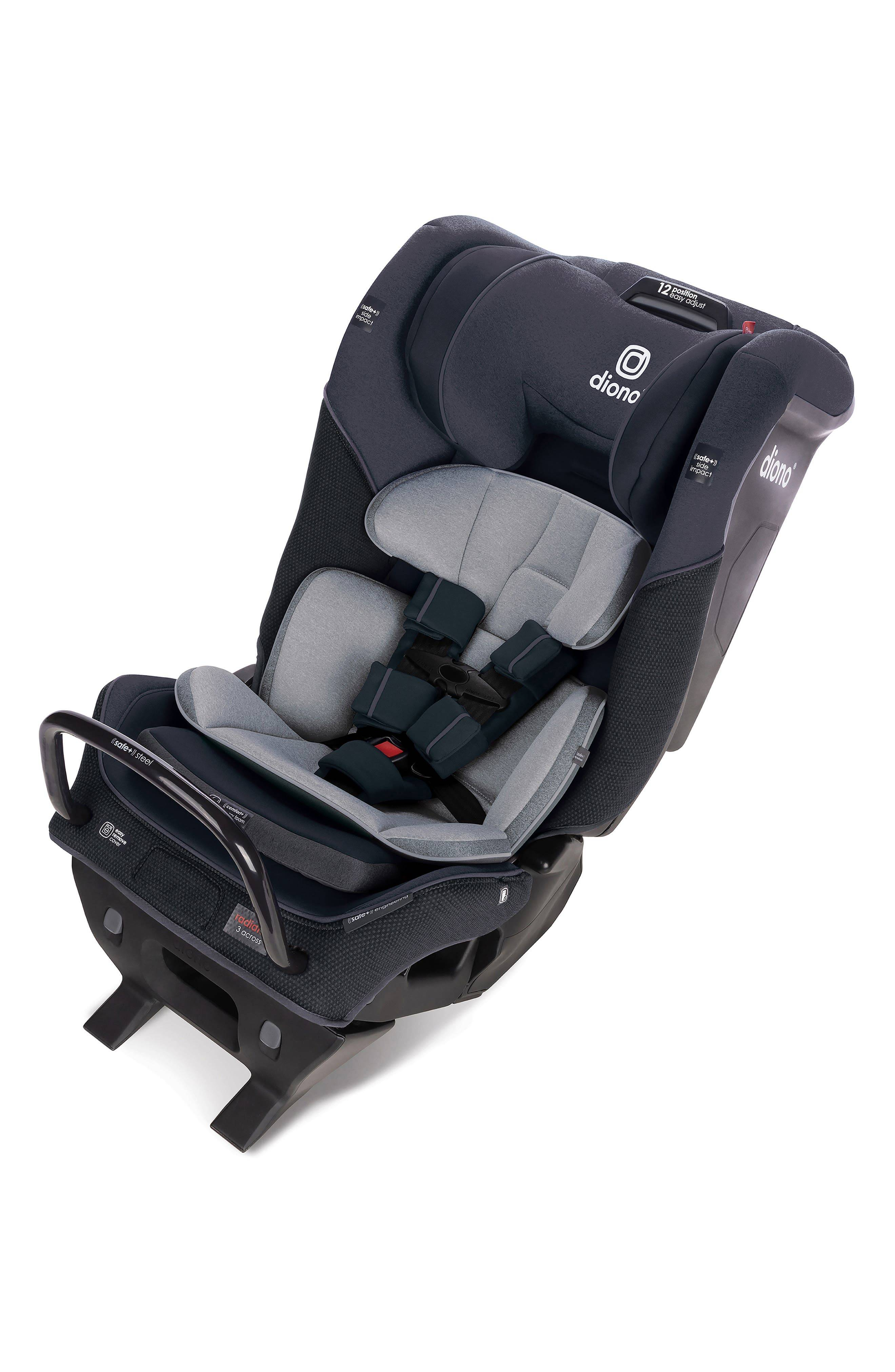 Diono Infant Diono Radian 3Qx All-In-One Convertible Car Seat, Size One Size - Black