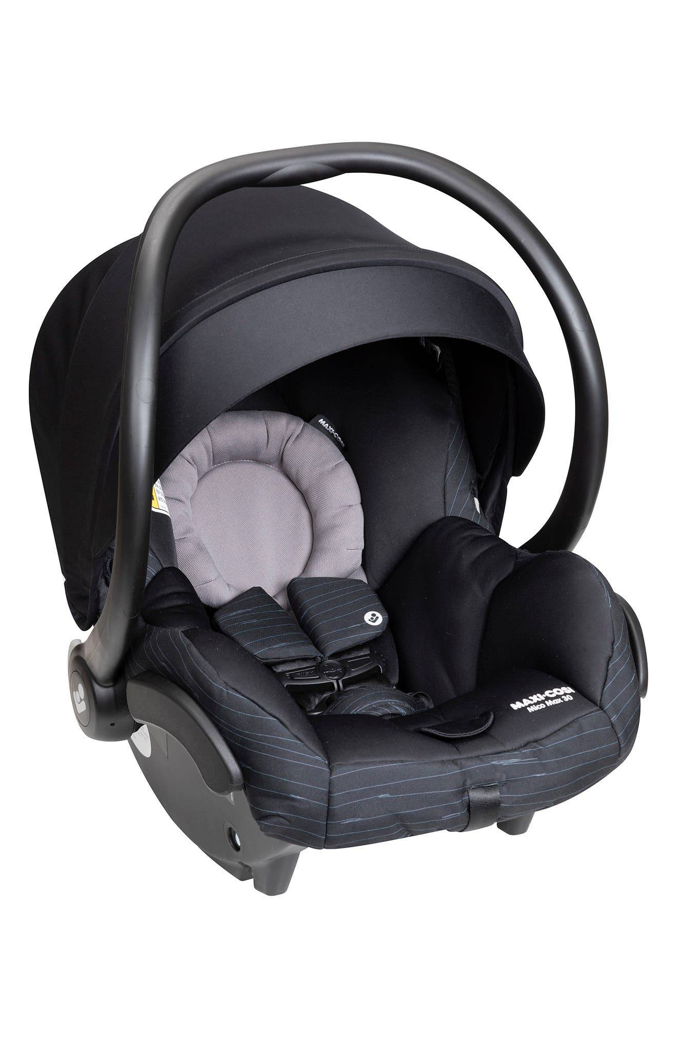 Maxi-CosiR Infant Maxi-Cosi Mico Max 30 Infant Car Seat, Size One Size - Black