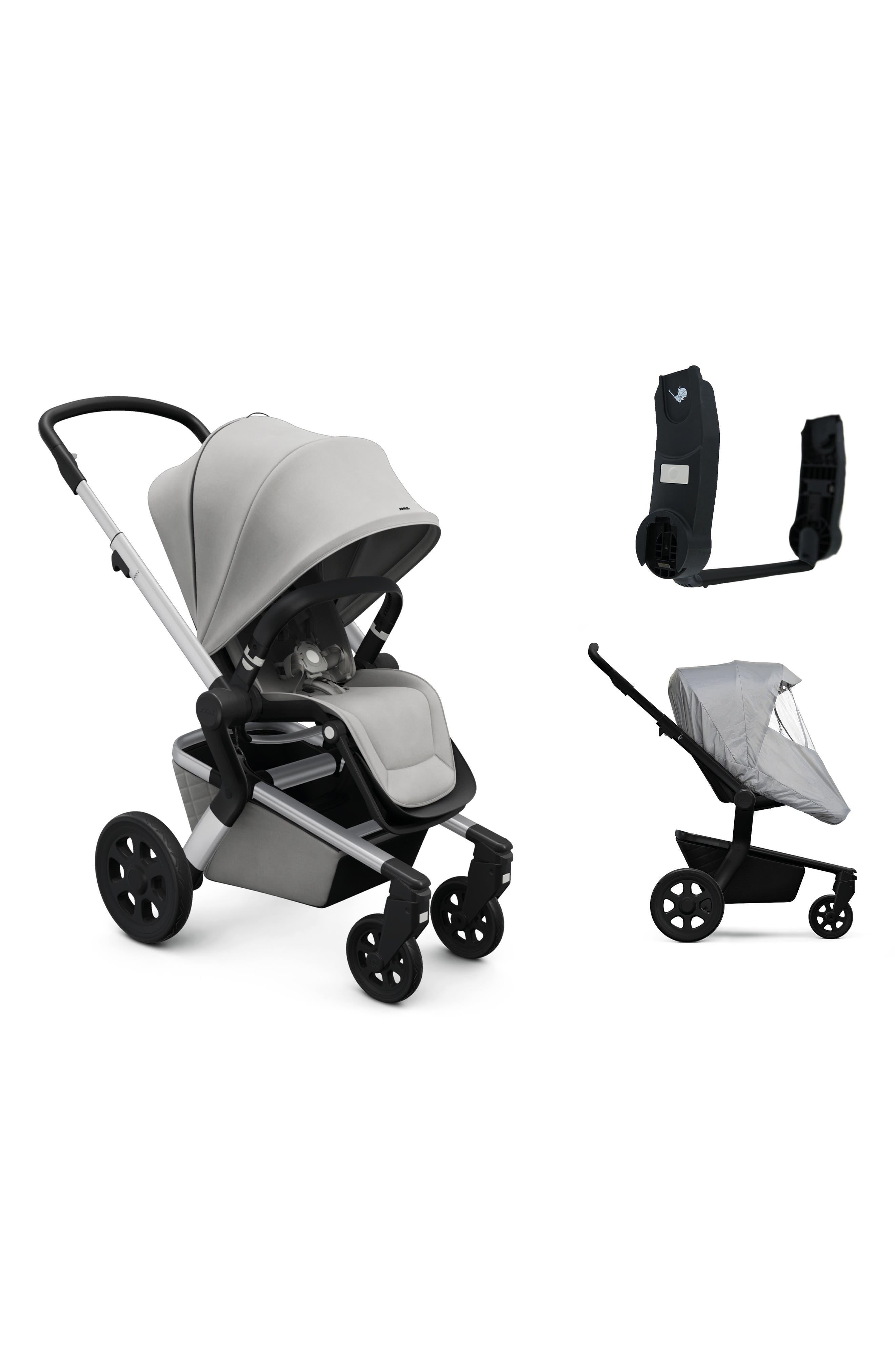 Joolz Infant Joolz Hub Complete Stroller & Accessories Bundle, Size One Size - Metallic