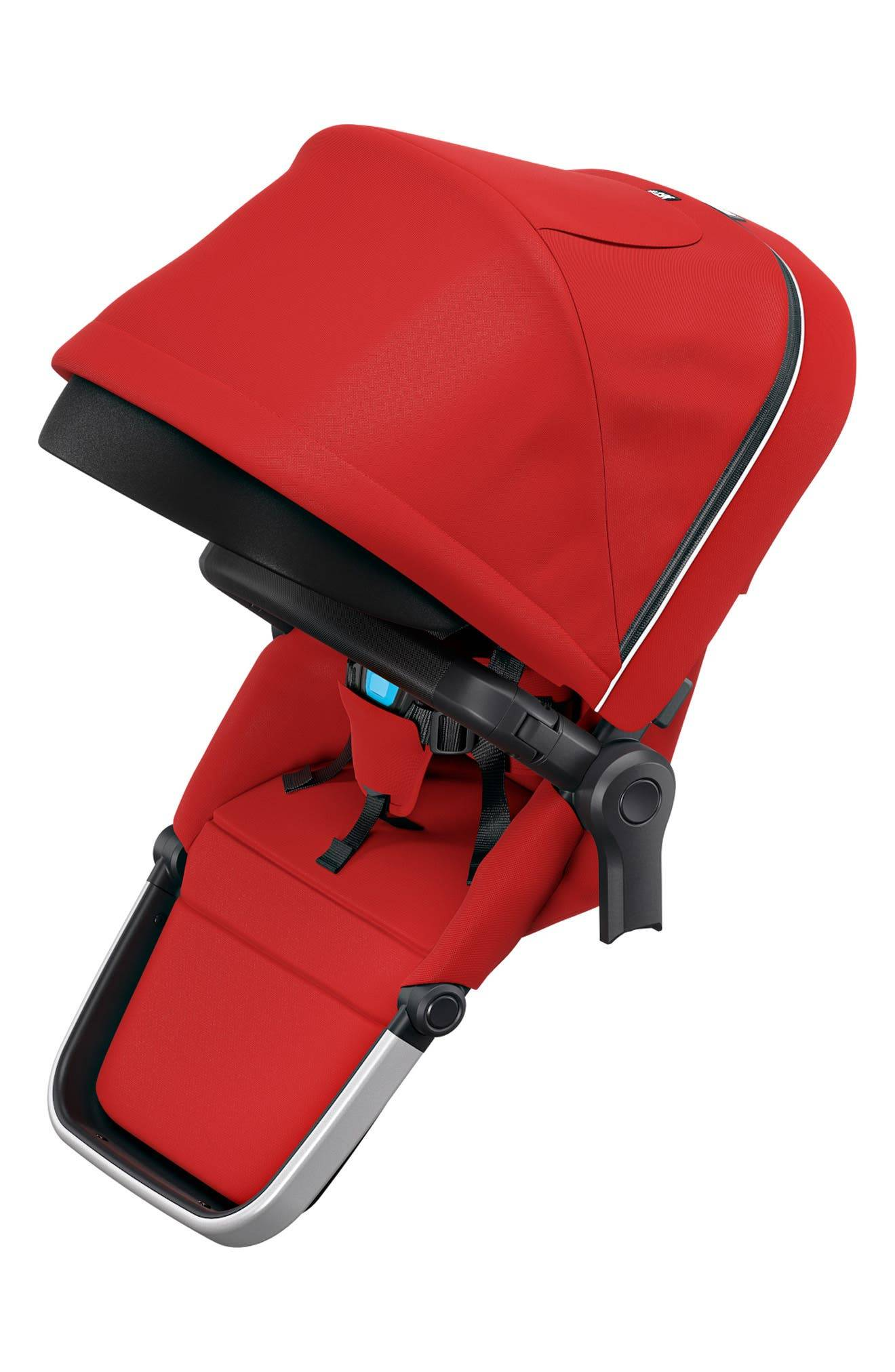 Thule Infant Thule Sibling Seat Accessory For Thule Sleek Stroller, Size One Size - Red
