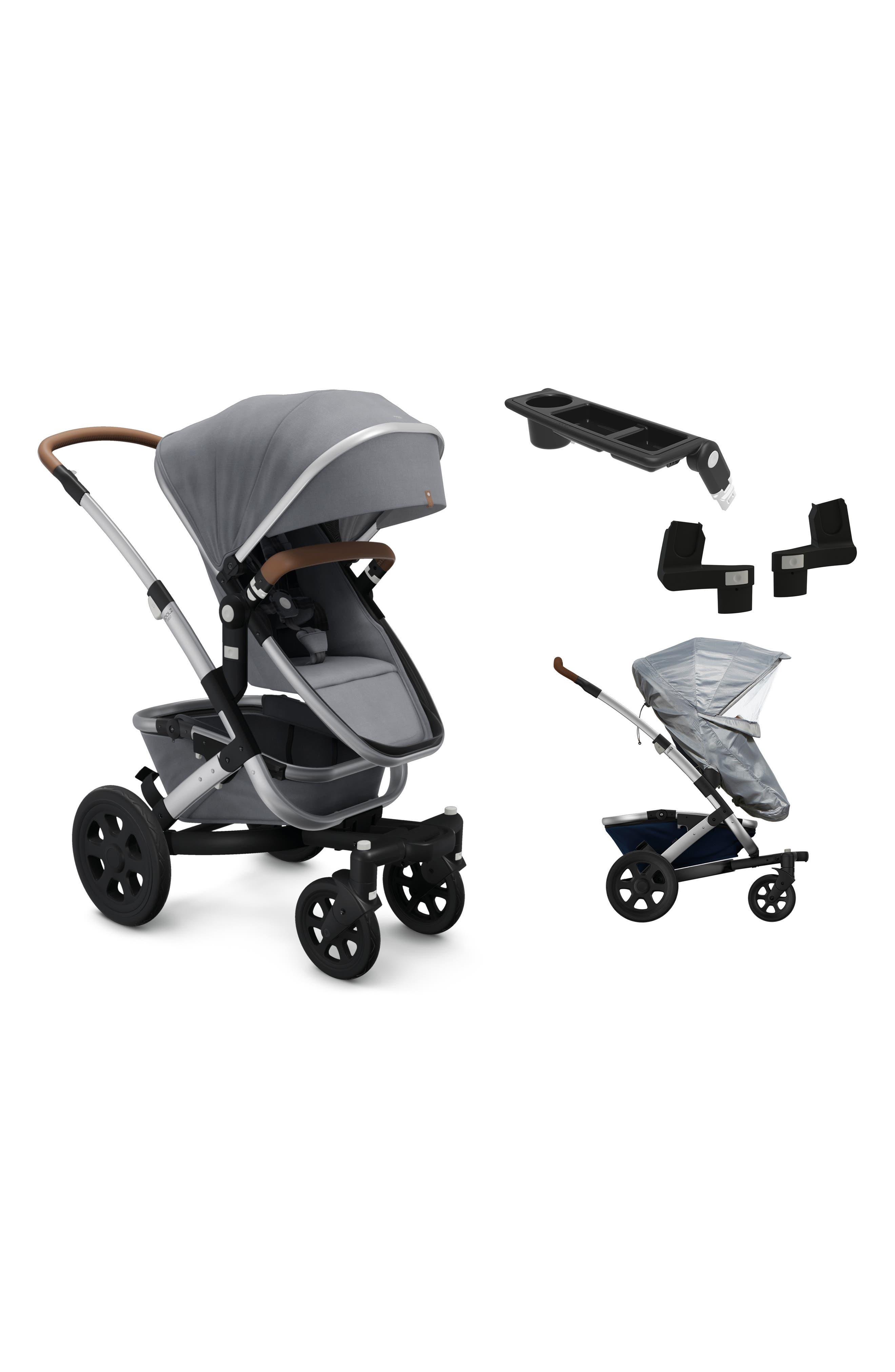 Joolz Infant Joolz Geo2 Complete Stroller & Accessories Bundle, Size One Size - Grey