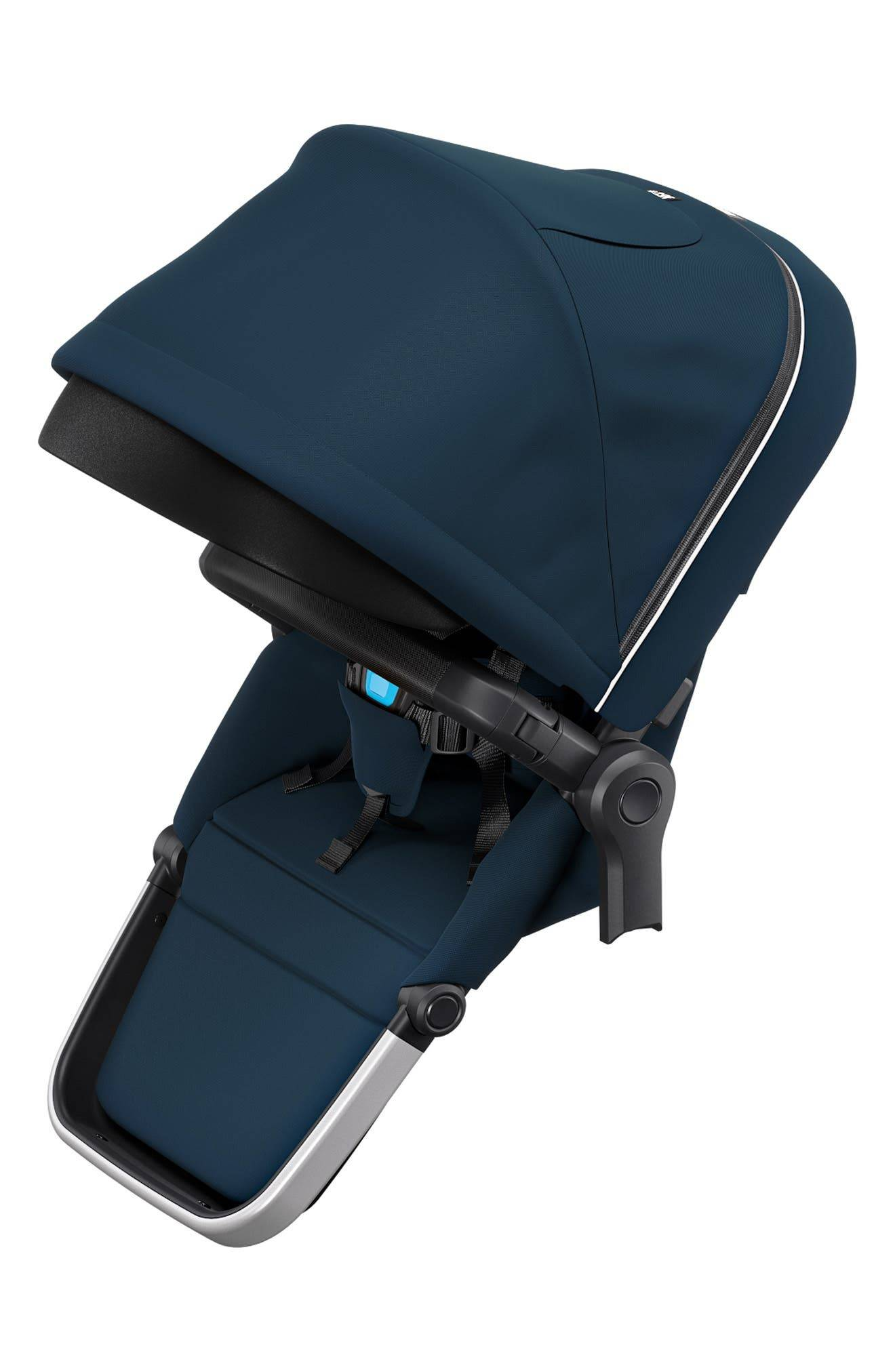 Thule Infant Thule Sibling Seat Accessory For Thule Sleek Stroller, Size One Size - Blue